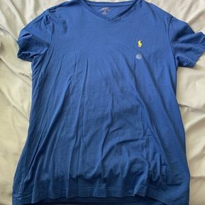 Men's Ralph Lauren V-Neck Shirt